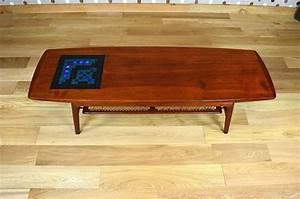 Table Basse Scandinave Vintage : table basse scandinave en teck a hovmand olsen vintage 1960 design vintage avenue ~ Teatrodelosmanantiales.com Idées de Décoration