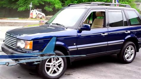 2002 Range Rover Hse by 2002 Range Rover 4 6 Hse
