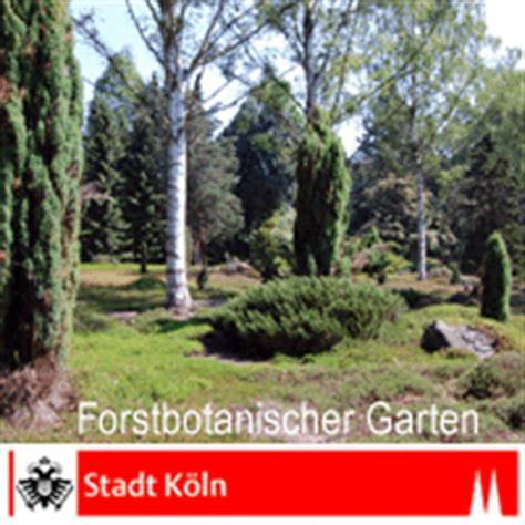 Forstbotanischer Garten Köln by Freizeitfindex Tipp Forstbotanischer Garten