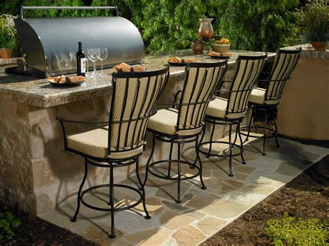 Outside Bar Furniture by Outside Patio Bars Outdoor Options And Ideas Hgtv Build