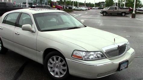 Town Car by 2007 Lincoln Town Car Partsopen