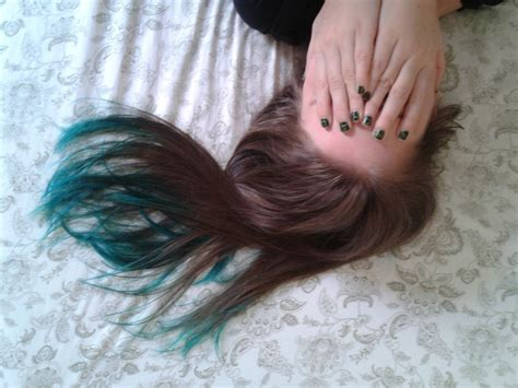 17 Best Images About Hair Dye On Pinterest Dark Ombre