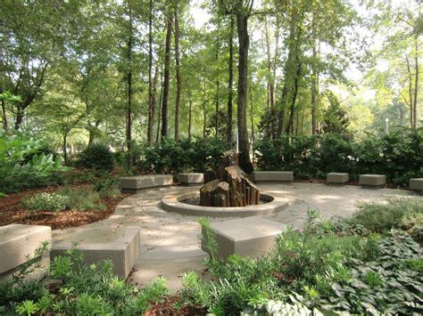 mediation garden labyrinth meditation garden at roper st francis in charleston sc