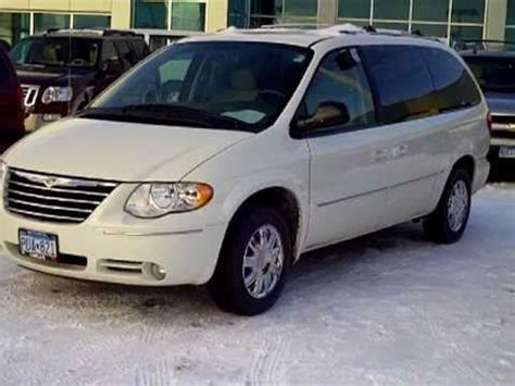 Chrysler 2005 Town And Country by 2005 Chrysler Town Country Limited