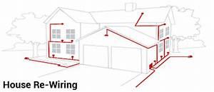 House Rewire Wiring Services