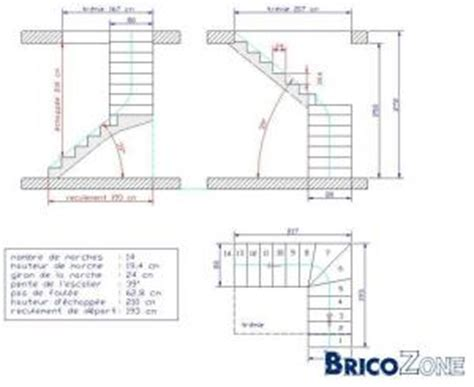 calcul d un escalier tournant page 2