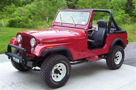 jakescj  jeep cj specs  modification info