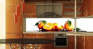 Küche Fliesenspiegel Plexiglas : fliesenspiegel k che motivr ckwand mit manderinen plexiglas ~ Markanthonyermac.com Haus und Dekorationen