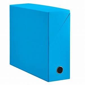 Boite De Classement Carton : bo te de classement carton adine nacr e dos 9 cm maxiburo ~ Teatrodelosmanantiales.com Idées de Décoration