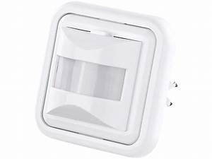 Bewegungsmelder Mit Licht : revolt automatischer lichtschalter mit pir bewegungsmelder ~ Michelbontemps.com Haus und Dekorationen
