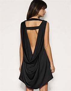 robes decollete dos With robe longue décolleté dos