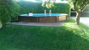 Piscine Les Clayes Sous Bois : plage de piscine en bois avec les nouvelles terrasses ~ Dailycaller-alerts.com Idées de Décoration
