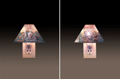 New Decorative Night Light Designs
