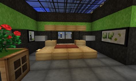 d 233 co chambre minecraft