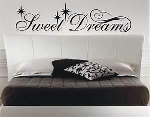 Wandtattoo Sweet Dreams : wandtattoo sweet dreams wandsticker schlafzimmer s e tr ume wandtatoo sp2023 ebay ~ Whattoseeinmadrid.com Haus und Dekorationen