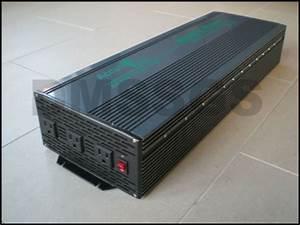 New Mobile Power Inverter 5000 10000 W Watt Dc To Ac