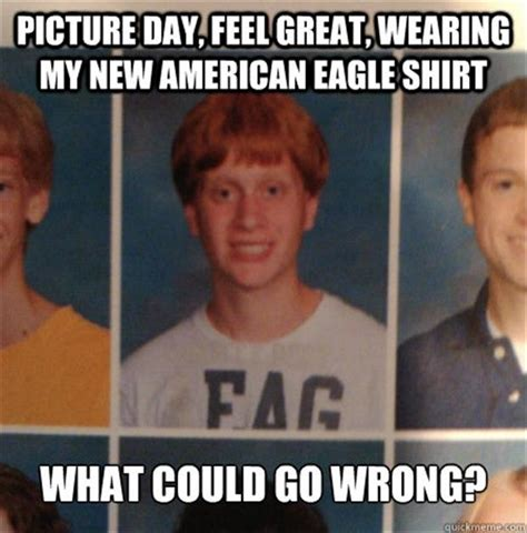 E Memes - 25 funniest yearbook photos that will make you look twice