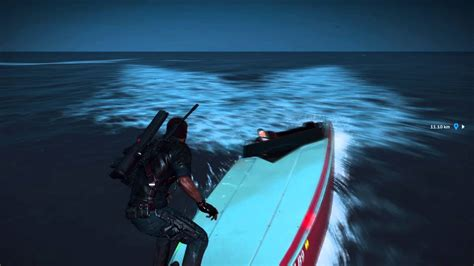 Fast Boat In Just Cause 3 by Saved By A Nun In A Speed Boat Just Cause 3 Youtube