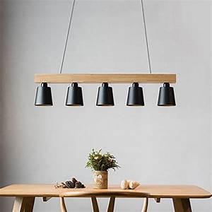 Retro Lampe Holz : h ngelampen aus holz von zmh und andere h ngelampen f r wohnzimmer online kaufen bei m bel ~ Indierocktalk.com Haus und Dekorationen