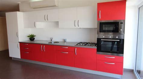 cuisine melamine blanc maison espace maison et espace fabrique des cuisines