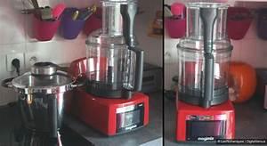 Magimix Cook Expert Prix : duel de robots cuiseurs multifonctions thermomix tm5 vs ~ Premium-room.com Idées de Décoration