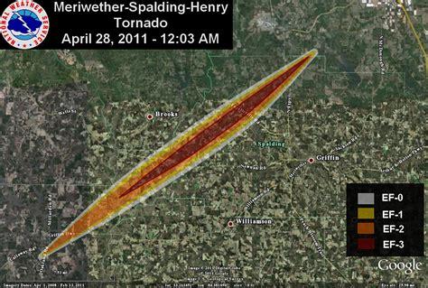 Georgia Tornado Outbreak April 27-28 2011