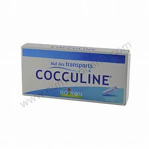 Mal Du Transport : cocculine boiron traitement hom opathique du mal des transport ~ Medecine-chirurgie-esthetiques.com Avis de Voitures