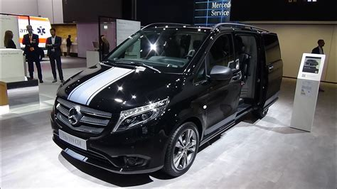 mercedes vito 2019 2019 mercedes vito 119 cdi exterior and interior