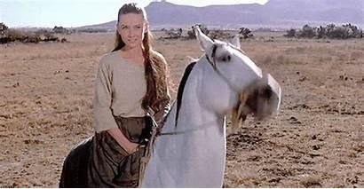 Horse Audrey Ride Hepburn Horses Incident Unforgiven
