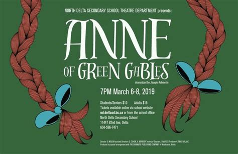 ndss presents anne green gables gray elementary
