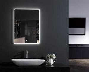 Spiegel Mit Aluminiumrahmen : badspiegel led touch glas pendelleuchte modern ~ Sanjose-hotels-ca.com Haus und Dekorationen
