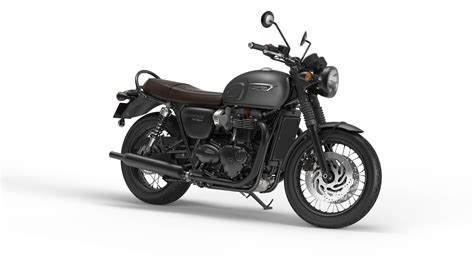 2016 Triumph T120 Bonneville Revealed! 1200cc
