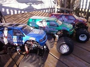 Bounty Hunter Monster Truck - Bing images