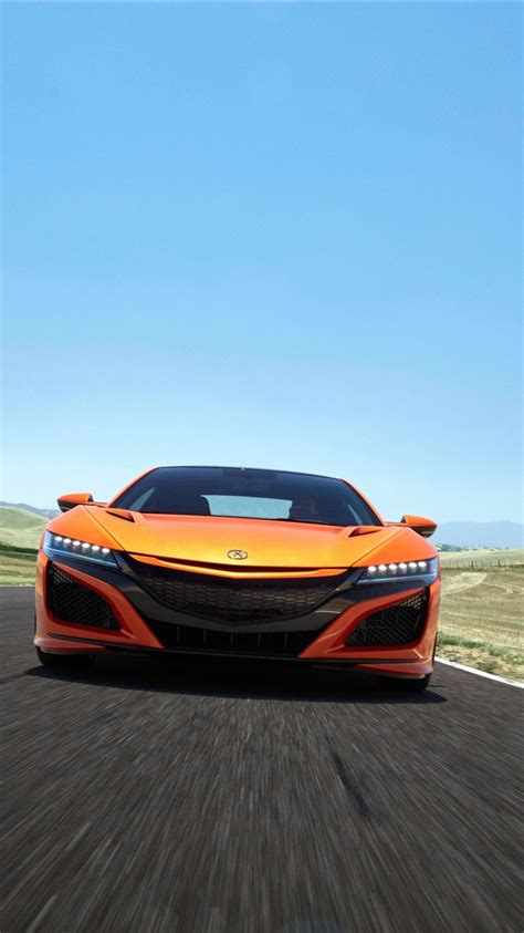 Acura Nsx Iphone Wallpaper by 2019 Acura Nsx 4k Wallpapers Hd Wallpapers Id 25732