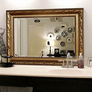 2017 best 15 decorative bathroom mirrors ward log homes With decorative wall mirrors for bathrooms