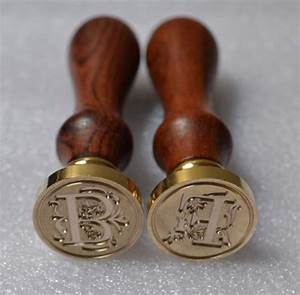 samyo stamp seal sealing wax vintage classic old fashioned With antique letter stamps