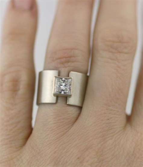 ideas  wide band rings  pinterest wide