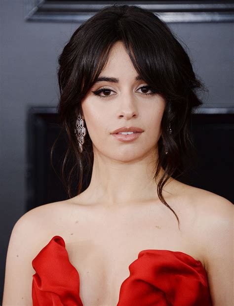 camila cabello grammy awards new york
