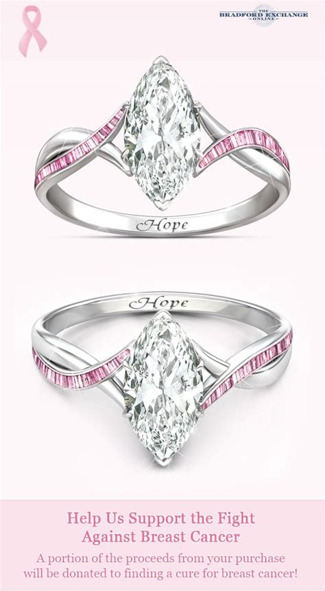 288 Best Breast Cancer Images On Pinterest  Breast Cancer. Pierced Wedding Rings. Monitoring Bracelet. Sphere Necklace. Mountain Wedding Rings. Daily Wear Earrings. Medallion Necklace. Butterfly Stud Earrings. Platinum Silver
