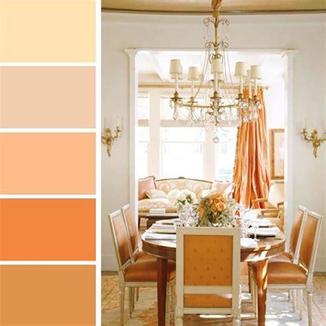 salle 224 manger couleur saumon