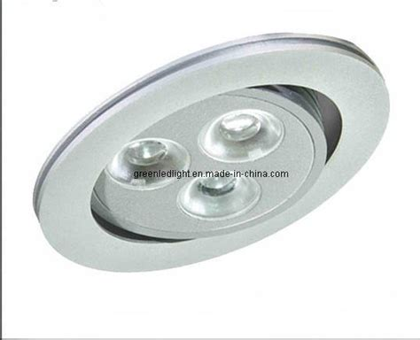 led recessed cabinet light gl d 103 china led cabinet