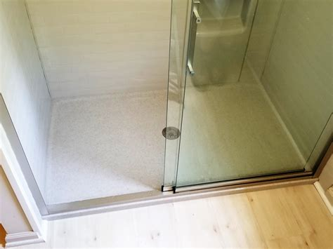 shower replacements kohler crushed stone systems home smart