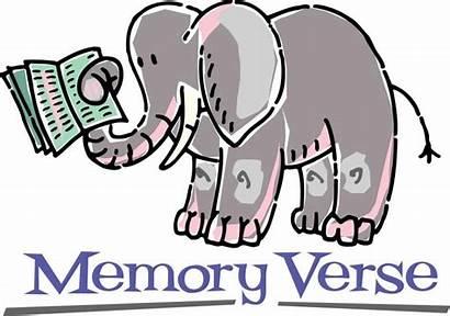 Bible Verses Verse Memory Clipart Clip Activities