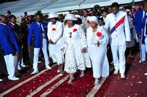 sowetan weddings iphc leader laid to rest photos sowetan live