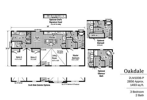 landmark oakwood lm p   homes