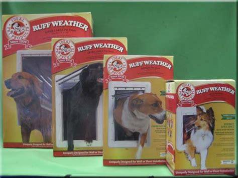 ideal pet products ruff weather pet door ideal ruff weather door for doors and walls