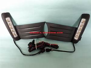 Jual Lampu Led Drl Fog Lamp Lampu Kabut Honda Jazz Rs 2012