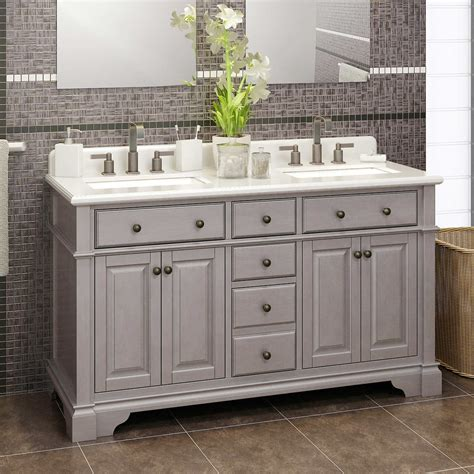 Ideas For A Bathroom Double Vanity — The Homy Design