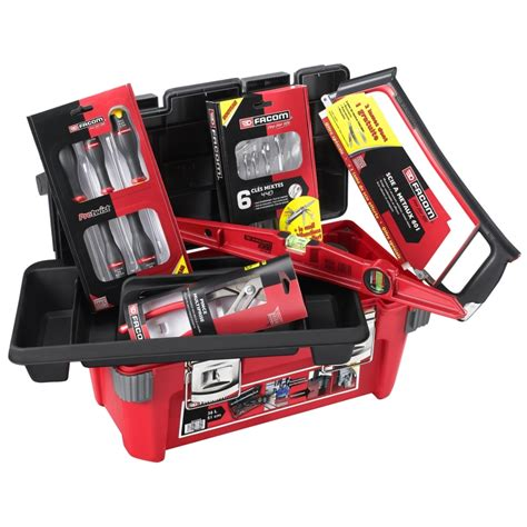 caisse a outils complete facom caisse polypropyl 232 ne 22 outils facom coffret et bo 238 te 224 outils compl 232 te outillage 224
