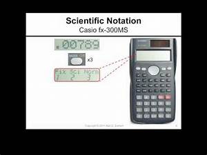 Ti 36x Pro Scientific Notation